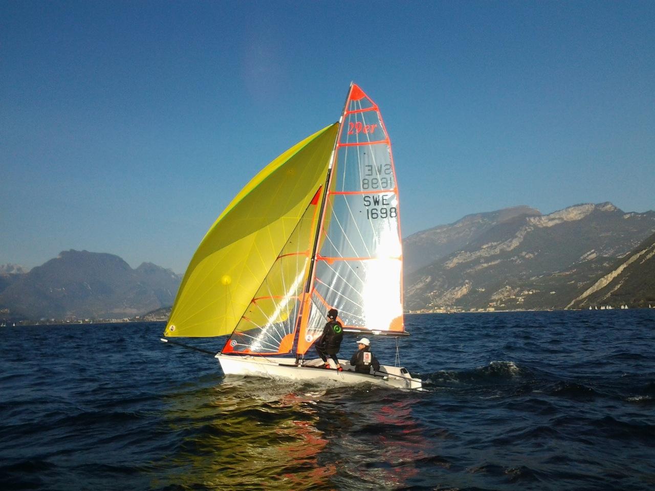 29er Eurocup di Riva del Garda 02