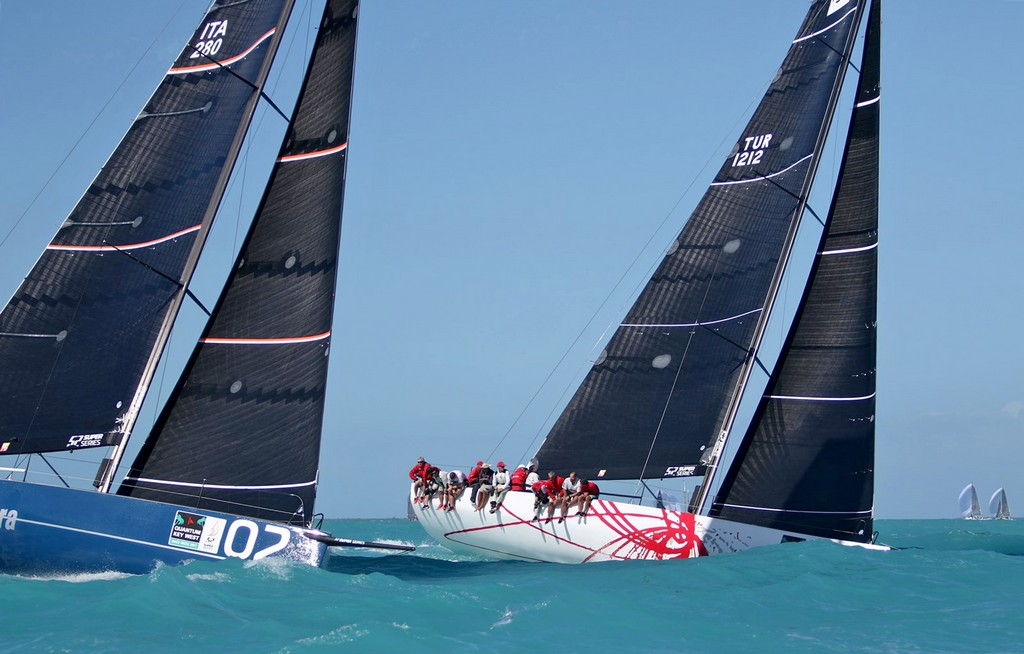 52 SS Key West Race Week day 1 01
