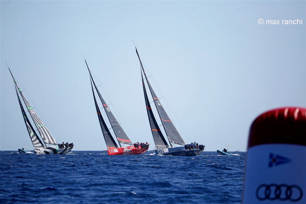 52 Super Series Porto Cervo 2019 day 4 01