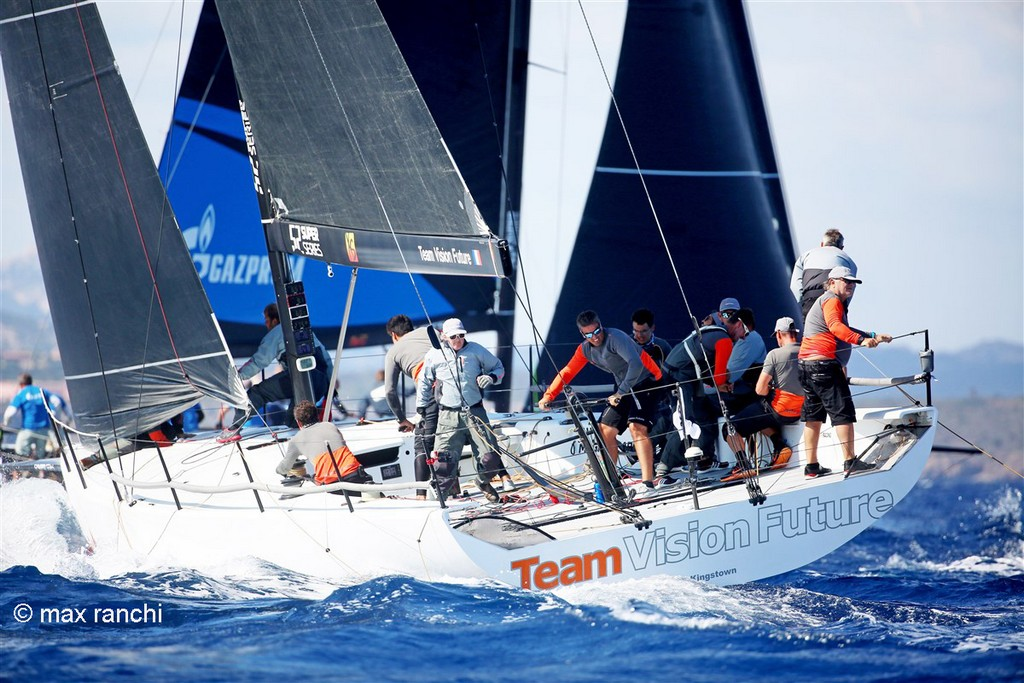 52 Super Series Porto Cervo 2019 day 5 01