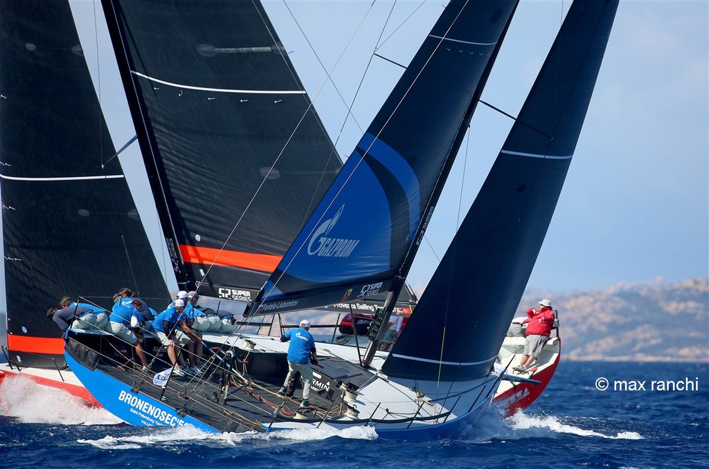 52 Super Series Porto Cervo 2019 day 5 10