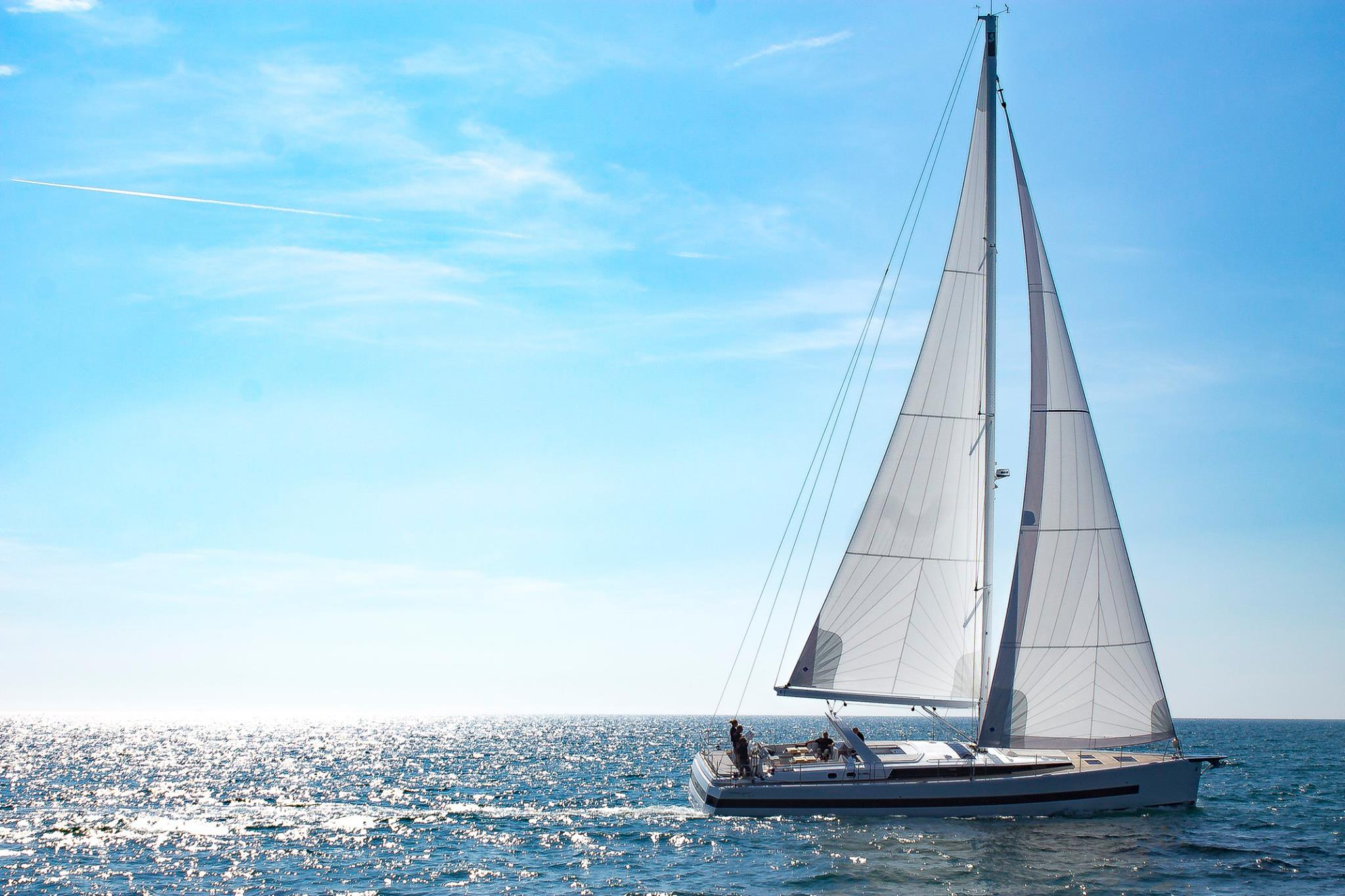 Beneteau Oceanis 62 navigazione 01