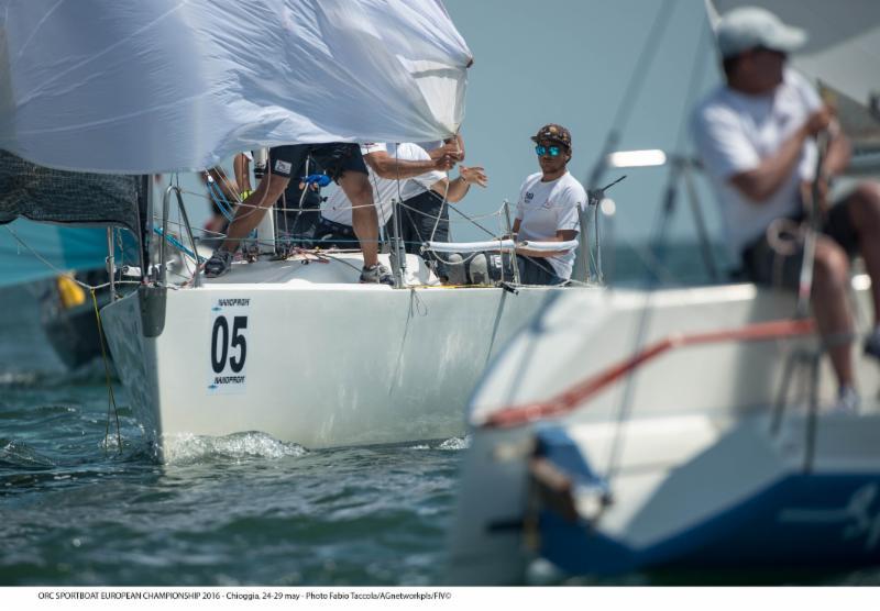 Campionato Europeo ORC Sportboat 2016 01