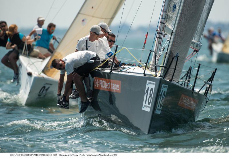 Campionato Europeo ORC Sportboat 2016 08