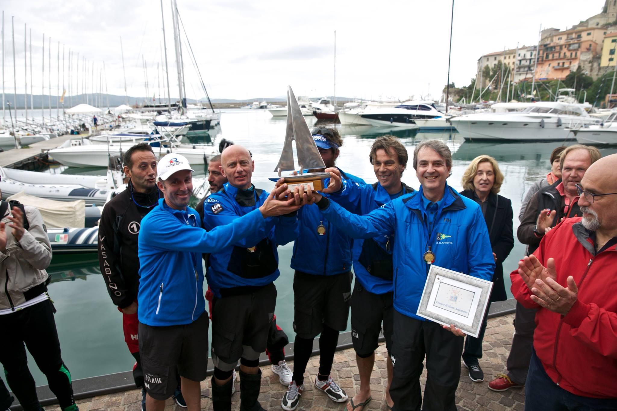 Este 24 Coastal race 2016 12