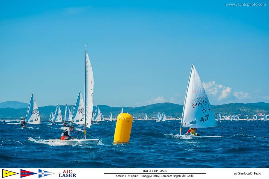 Italia Cup Laser Scarlino 2016 01