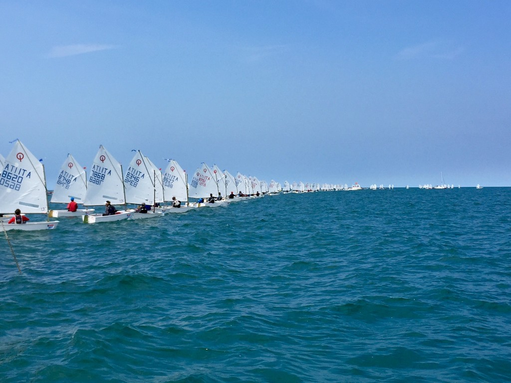 Optimist Spring Cup Cervia 2016 01