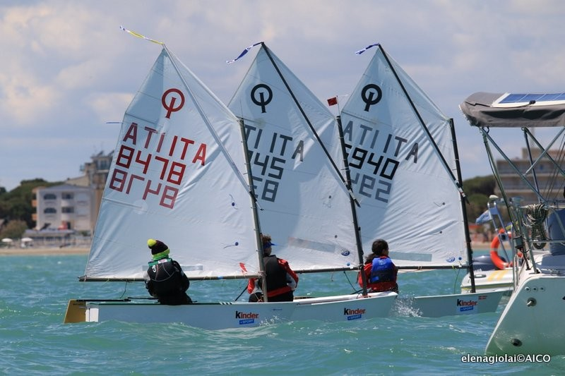 Cervia, Optimist 2016