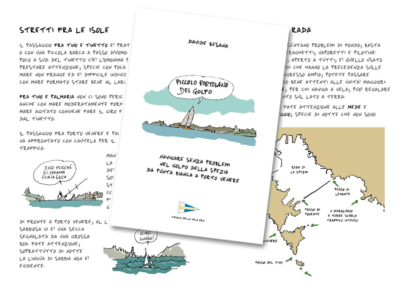 Piccolo Portolano del Golfo Davide Besana 01