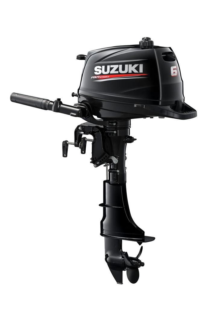 Suzuki fuoribordo 4-5-6 cavalli 29