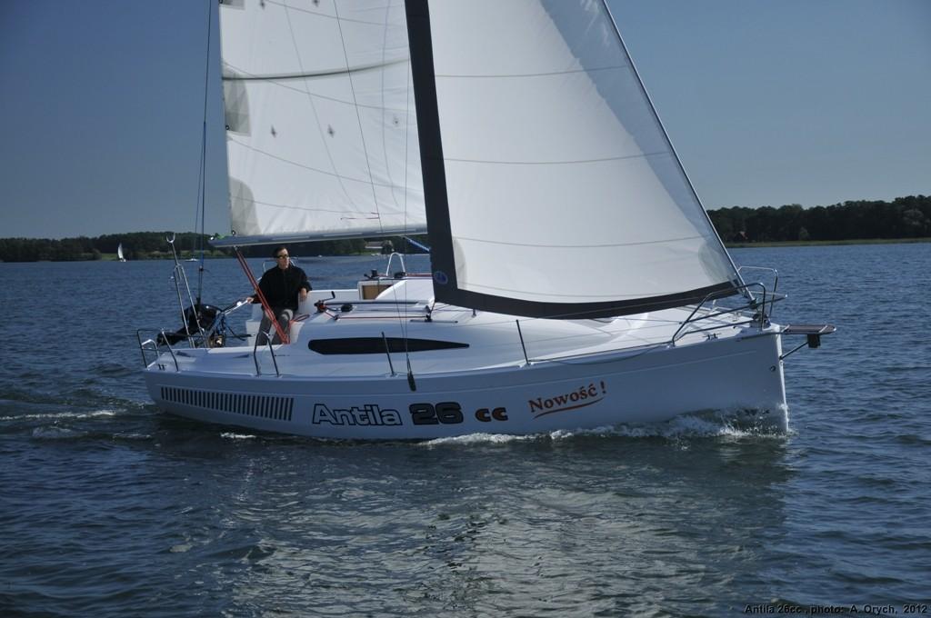 Antila Yacht Antila 26 cc 01