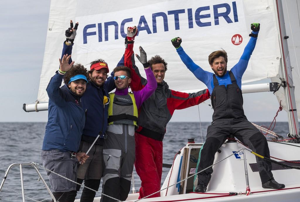 Barcolana 2016 Fincantieri cup 40
