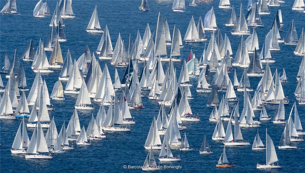 Barcolana 50 2018 regata 16