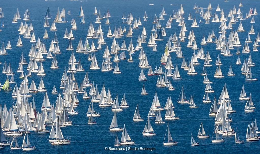 Barcolana 50 2018 regata 18