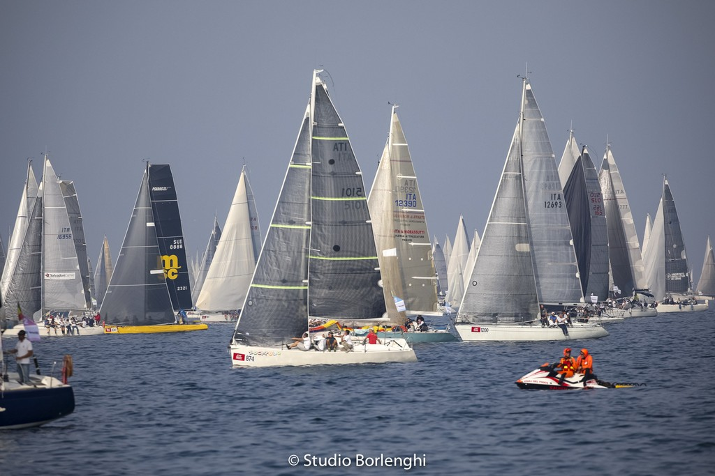 Barcolana 51 2019 02 regata Trieste 43