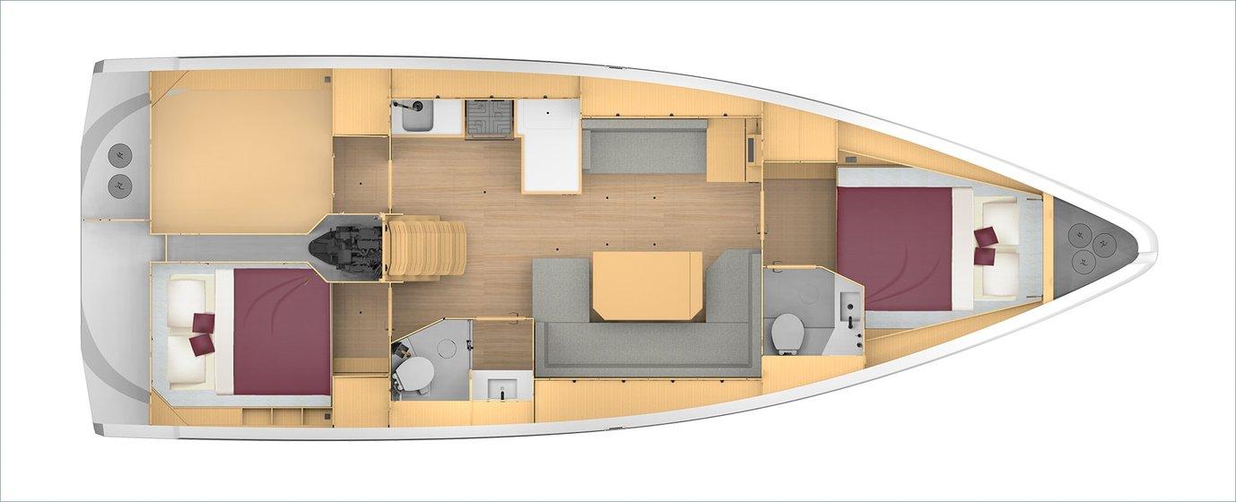 Bavaria Yachts C42 05