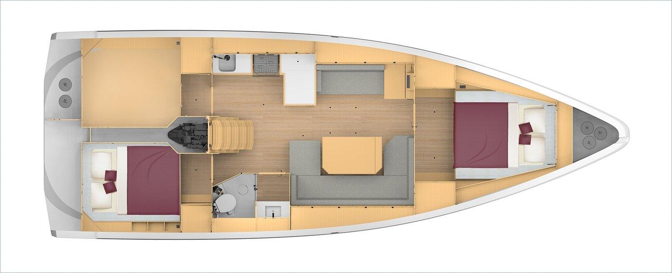 Bavaria Yachts C42 06