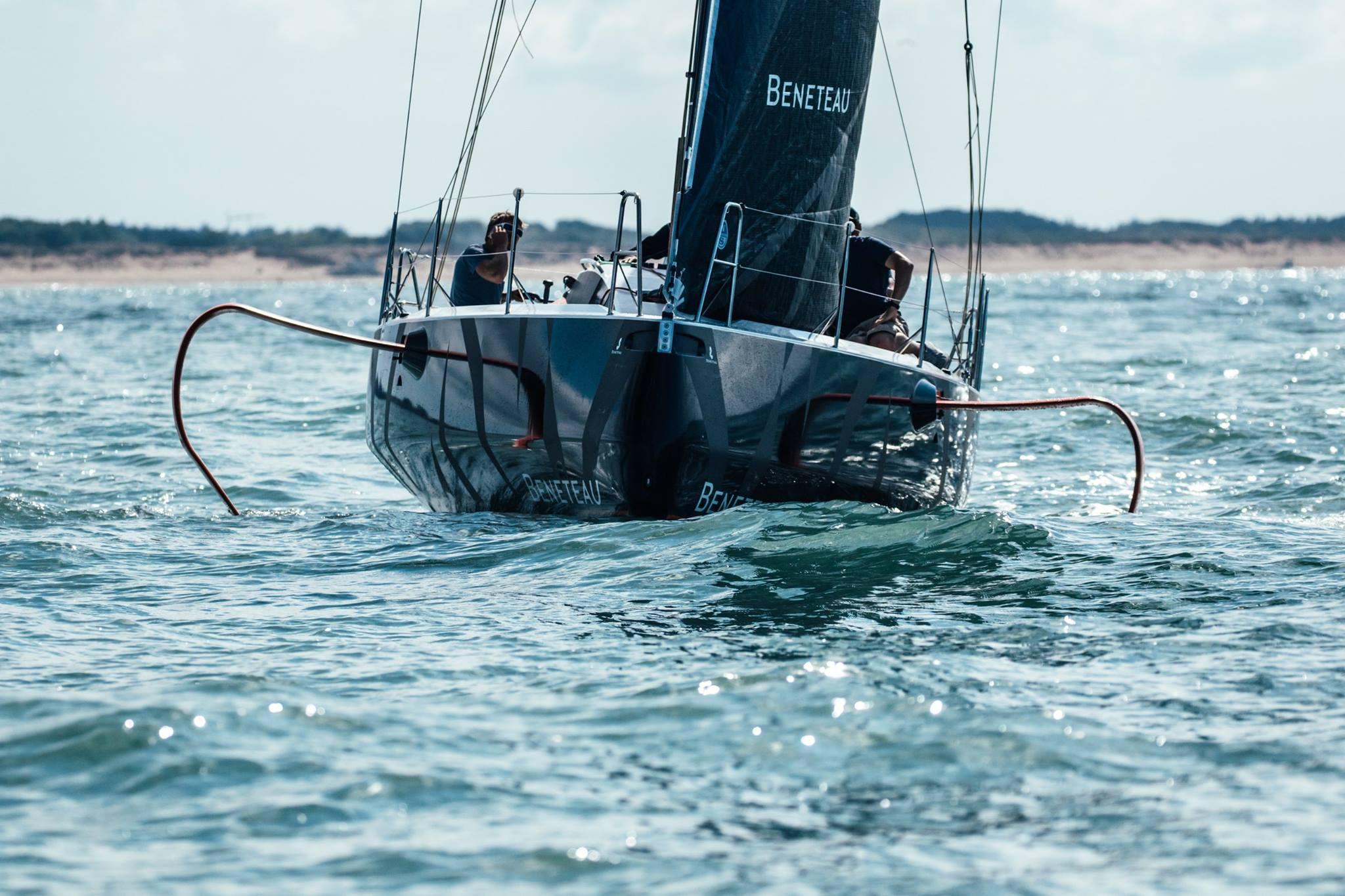 Beneteau Figaro III navigazione 01