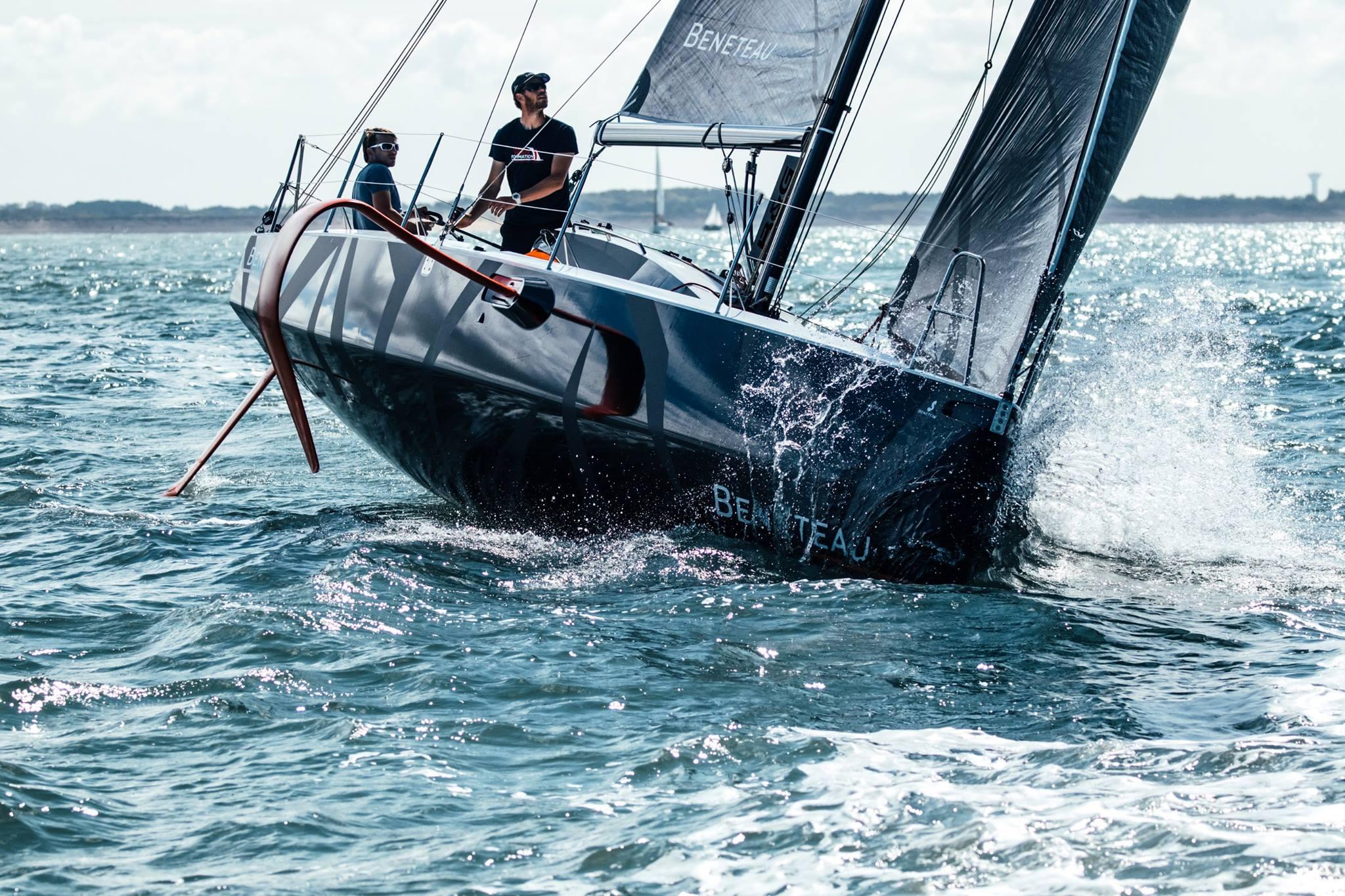 Beneteau Figaro III navigazione 02