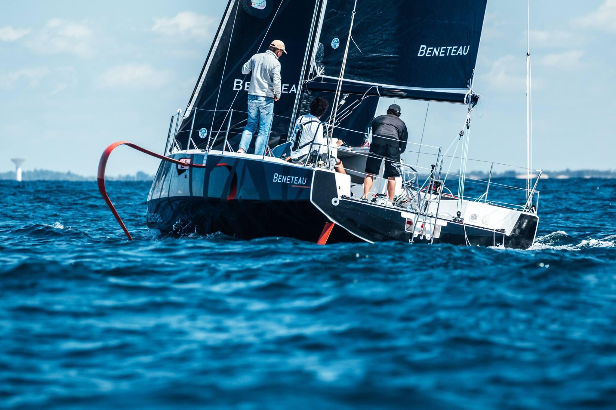 Beneteau Figaro III navigazione 03