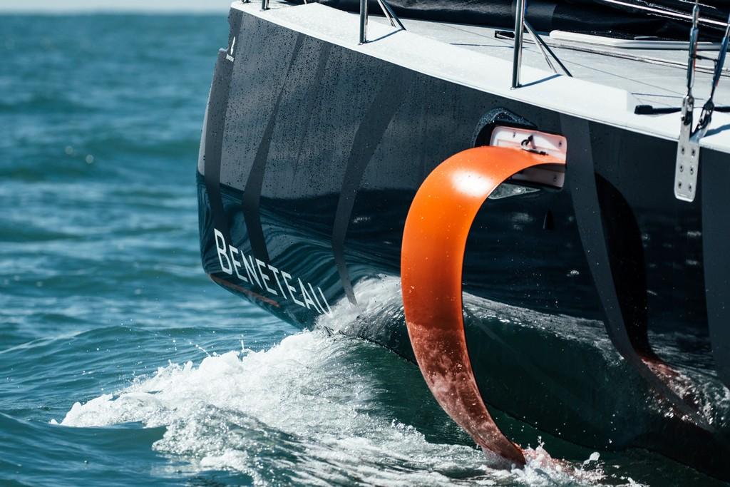 Beneteau Figaro III navigazione 48