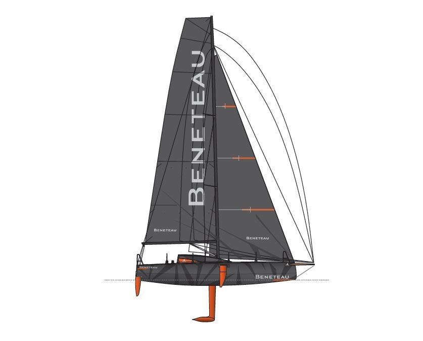 Beneteau Figaro 3 05