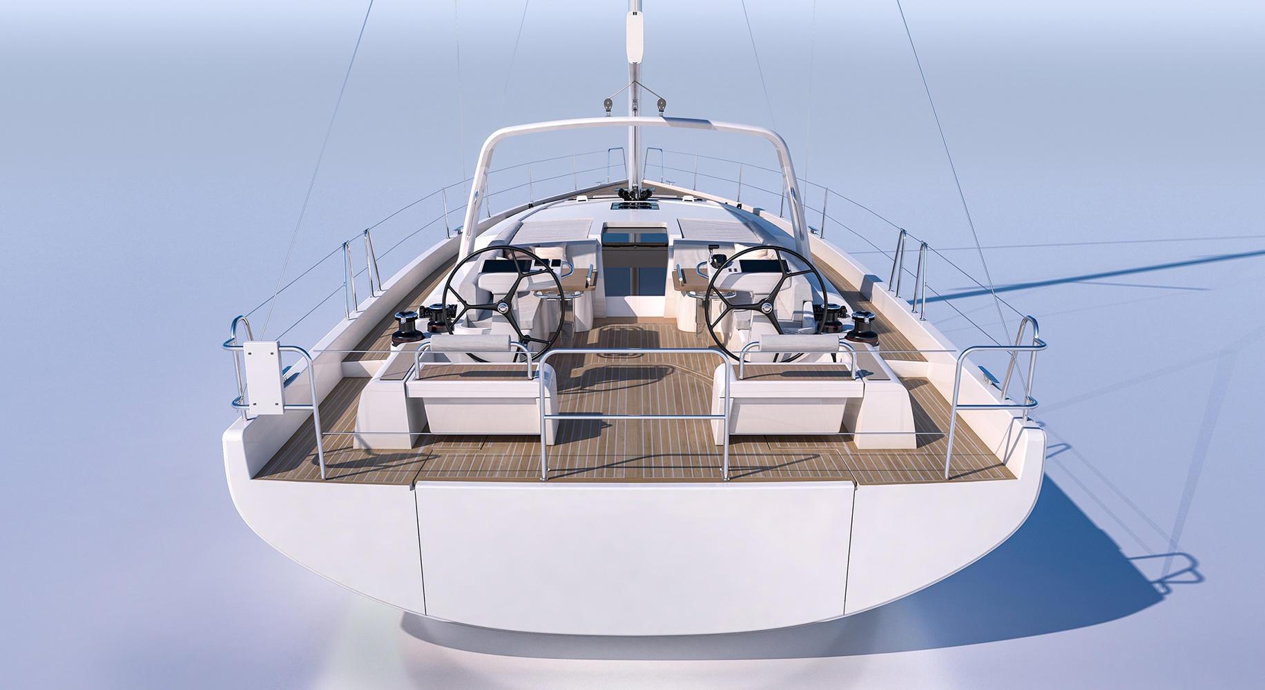 Beneteau Oceanis Yacht 54 02