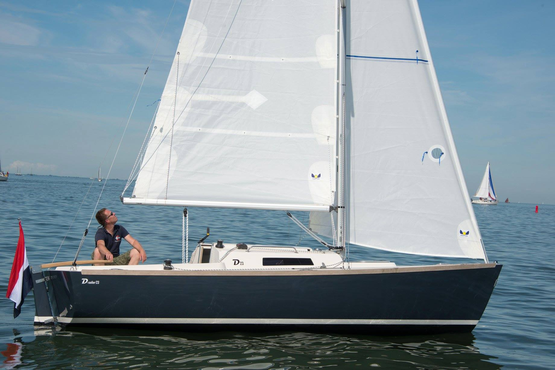 Damarin - D-sailer 23 01