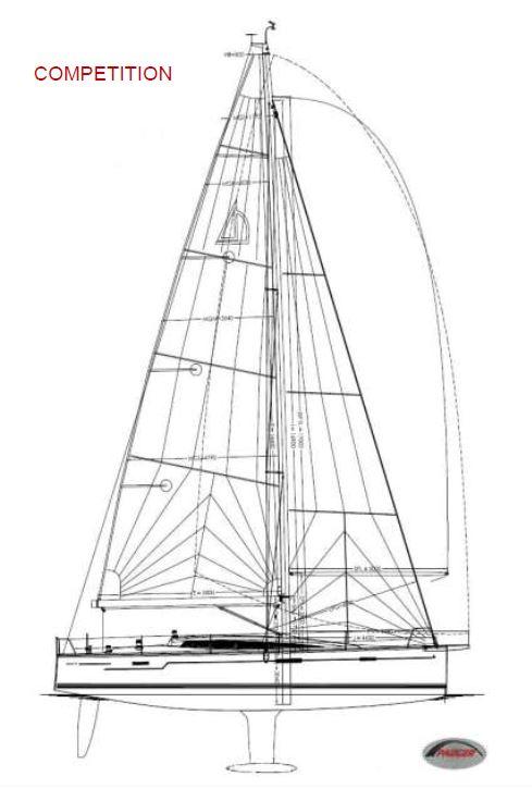 Dehler 42 10