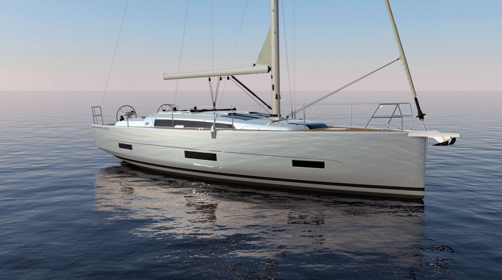 Dufour 390 Grand Large 01