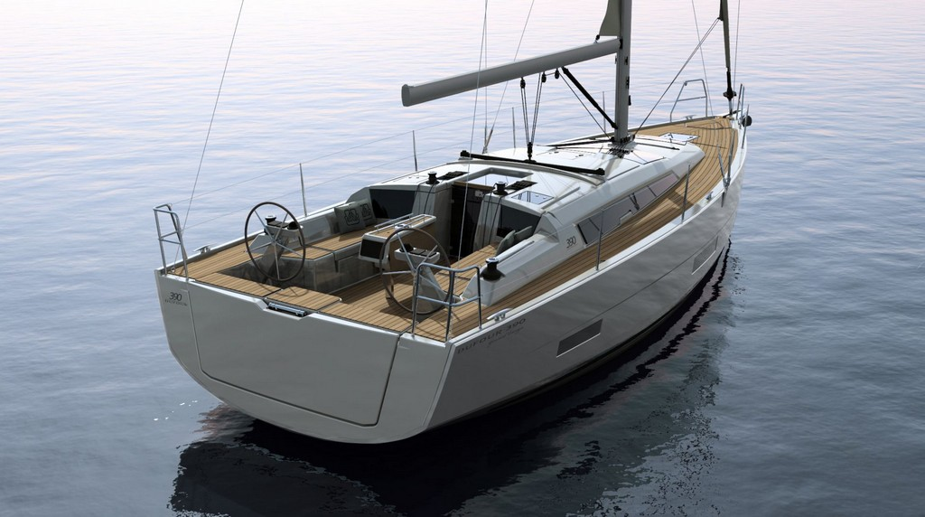 Dufour 390 Grand Large 02