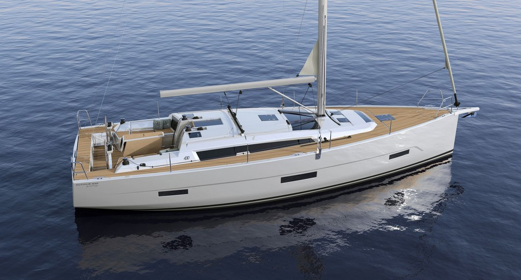 Dufour 430 Grand Large 02