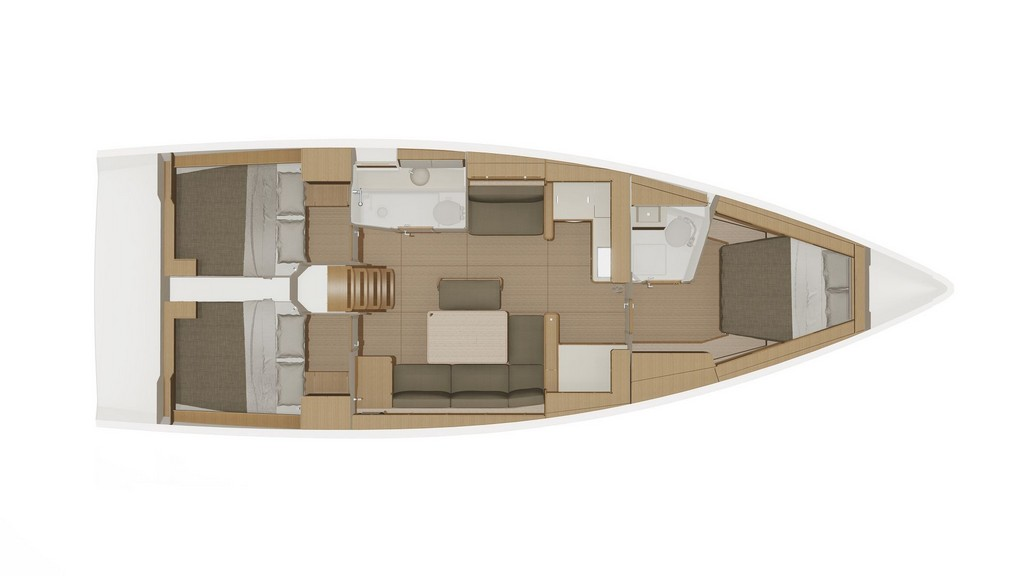 Dufour 430 Grand Large 12