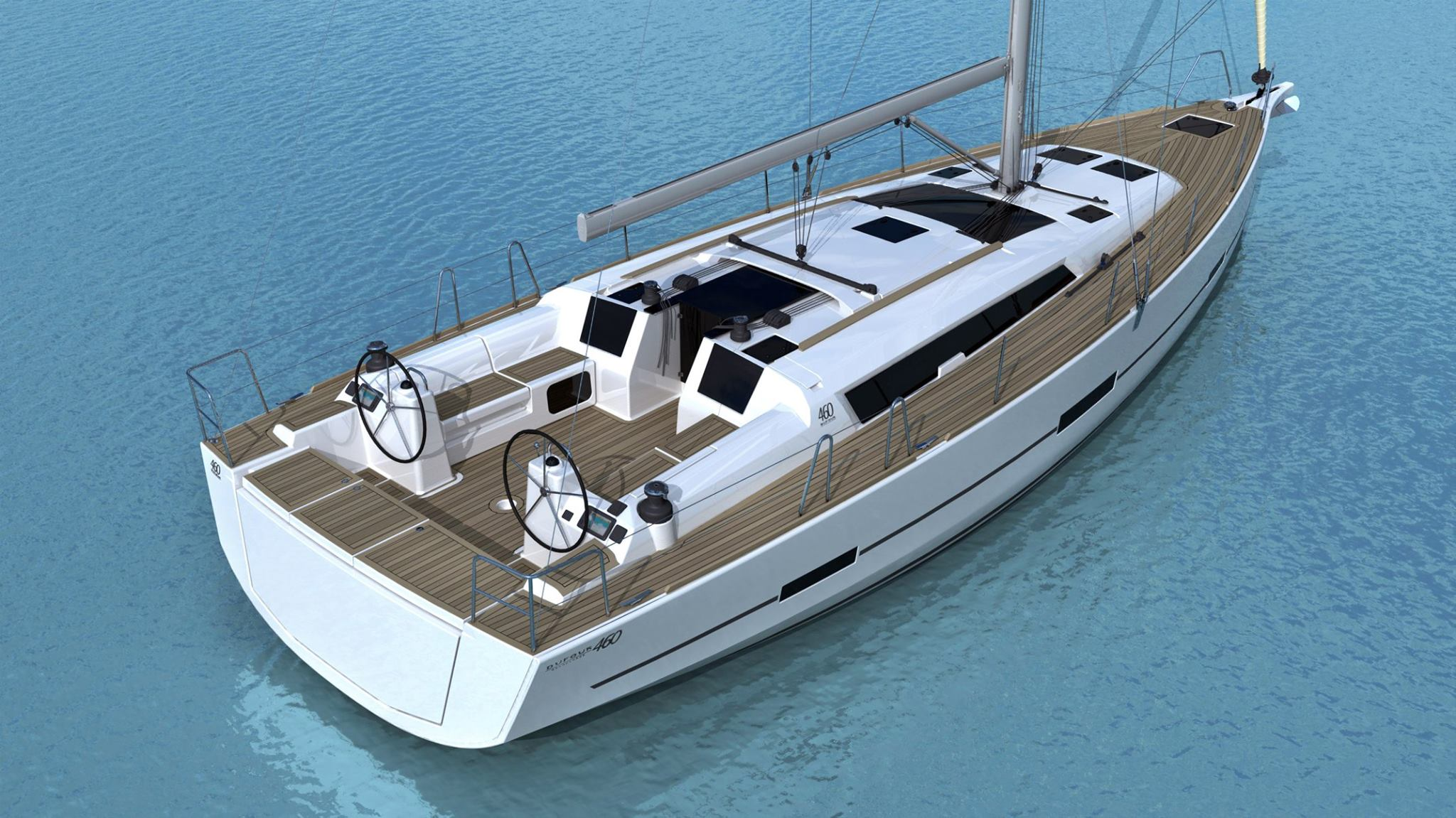 Dufour 460 Grand Large 02