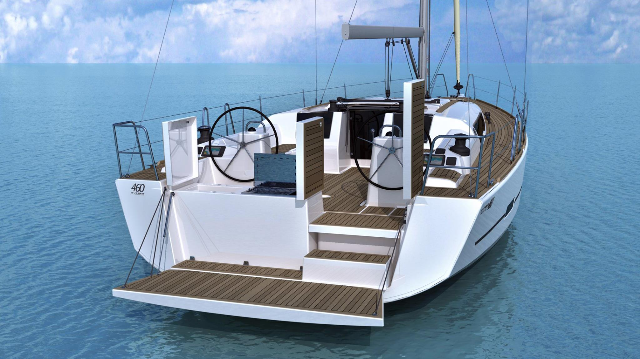 Dufour 460 Grand Large 03
