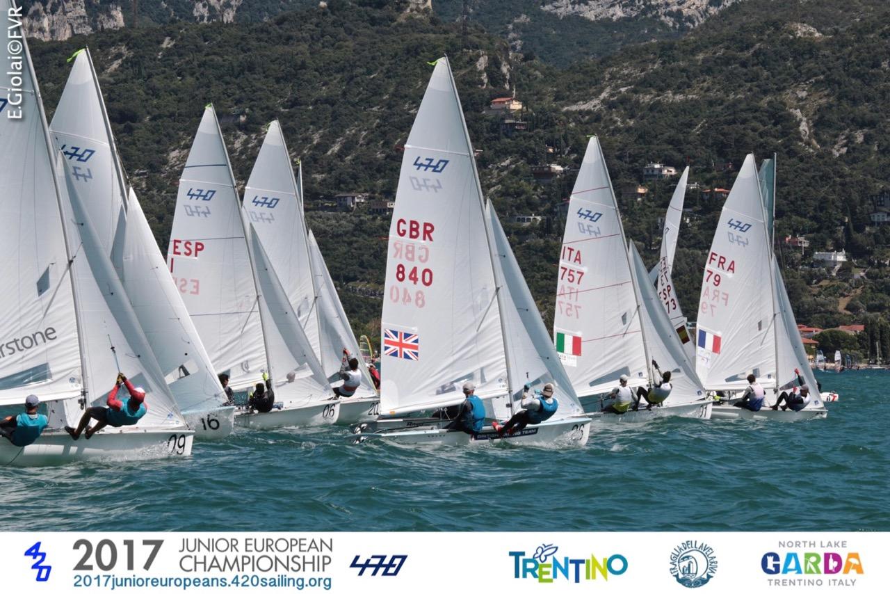 Europei Juniores 420 e 470 2017 03