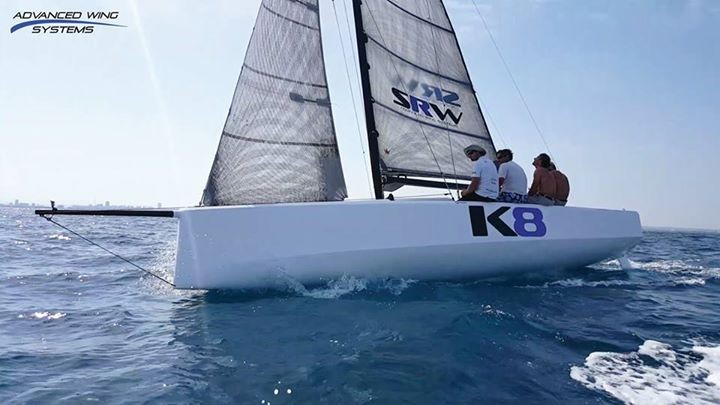 G Yacht Design K8 01