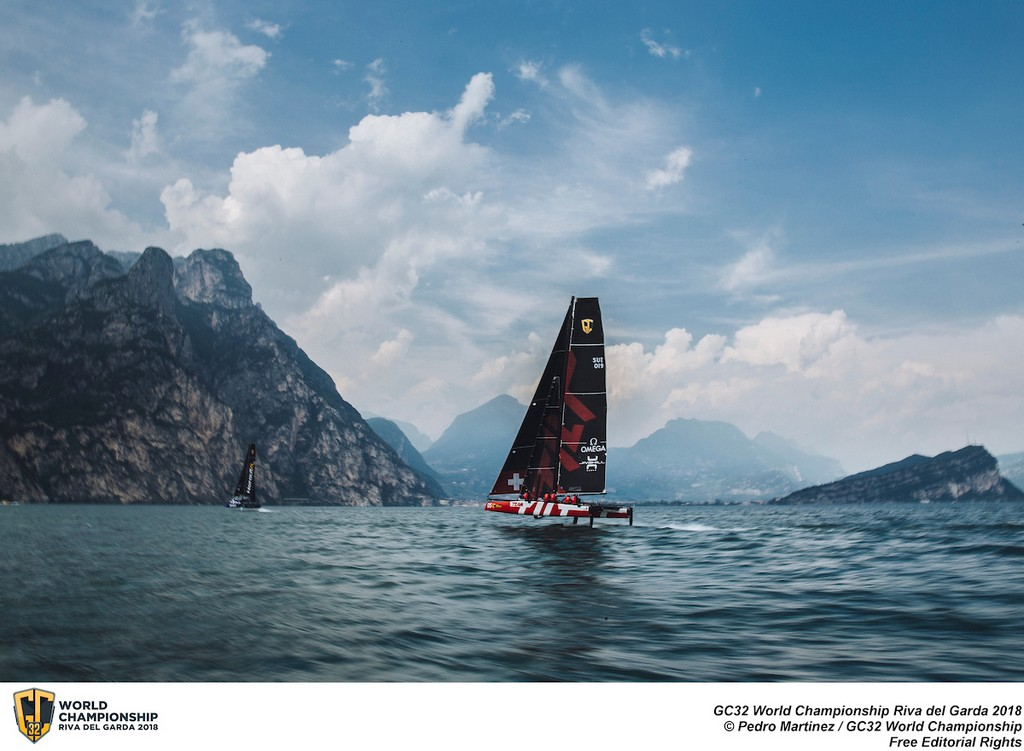 GC32 World Championship 27-05-2018 01