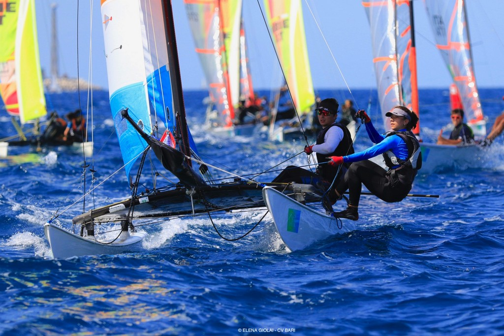 Campionati Italiani Giovanili in doppio 2019