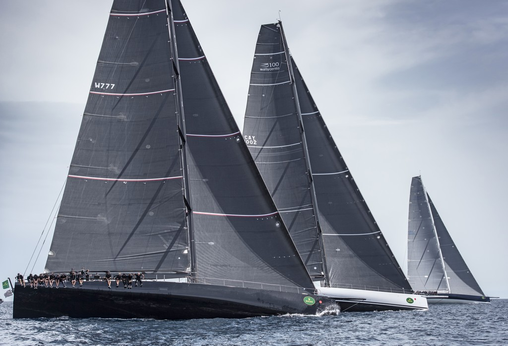 202, Sail No MON666, TANGO, Owner:OLE HANSEN, Group 0 IRC  25.00mt, Wally Cento - 146, Sail No GBR1001, MAGIC CARPET CUBED, Owner:SIR LINDSAY  OWEN-JONES, Group 0 IRC > 25.00mt, Wally