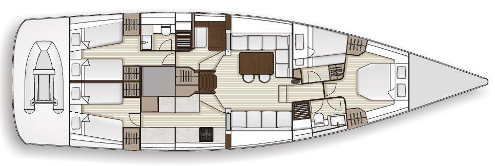 Hylas Yachts H60 28