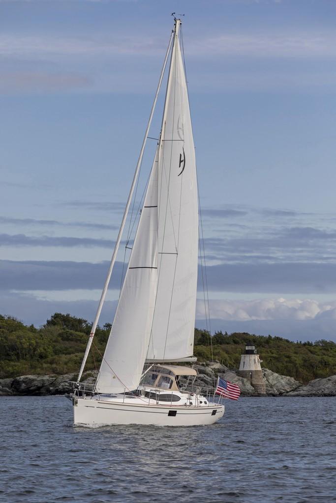 Hylas 48 in Newport RI