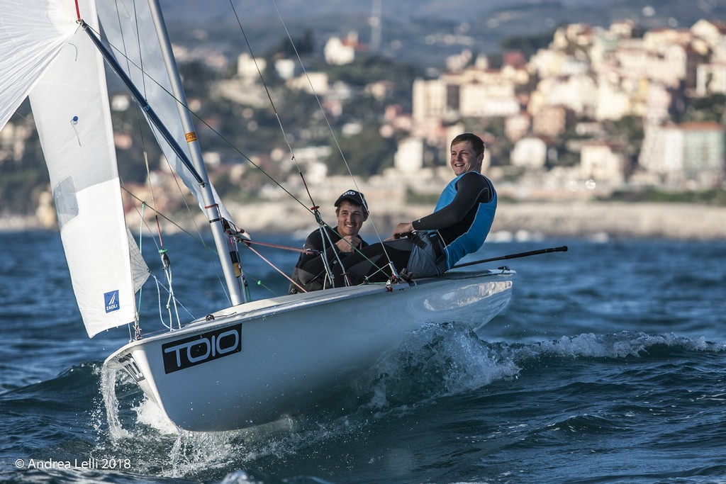 Imperia Winter Regatta 2018 01