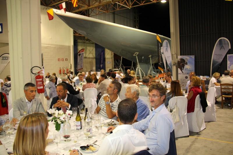 Cena Hannibal con Italia 2_Foto Maccione