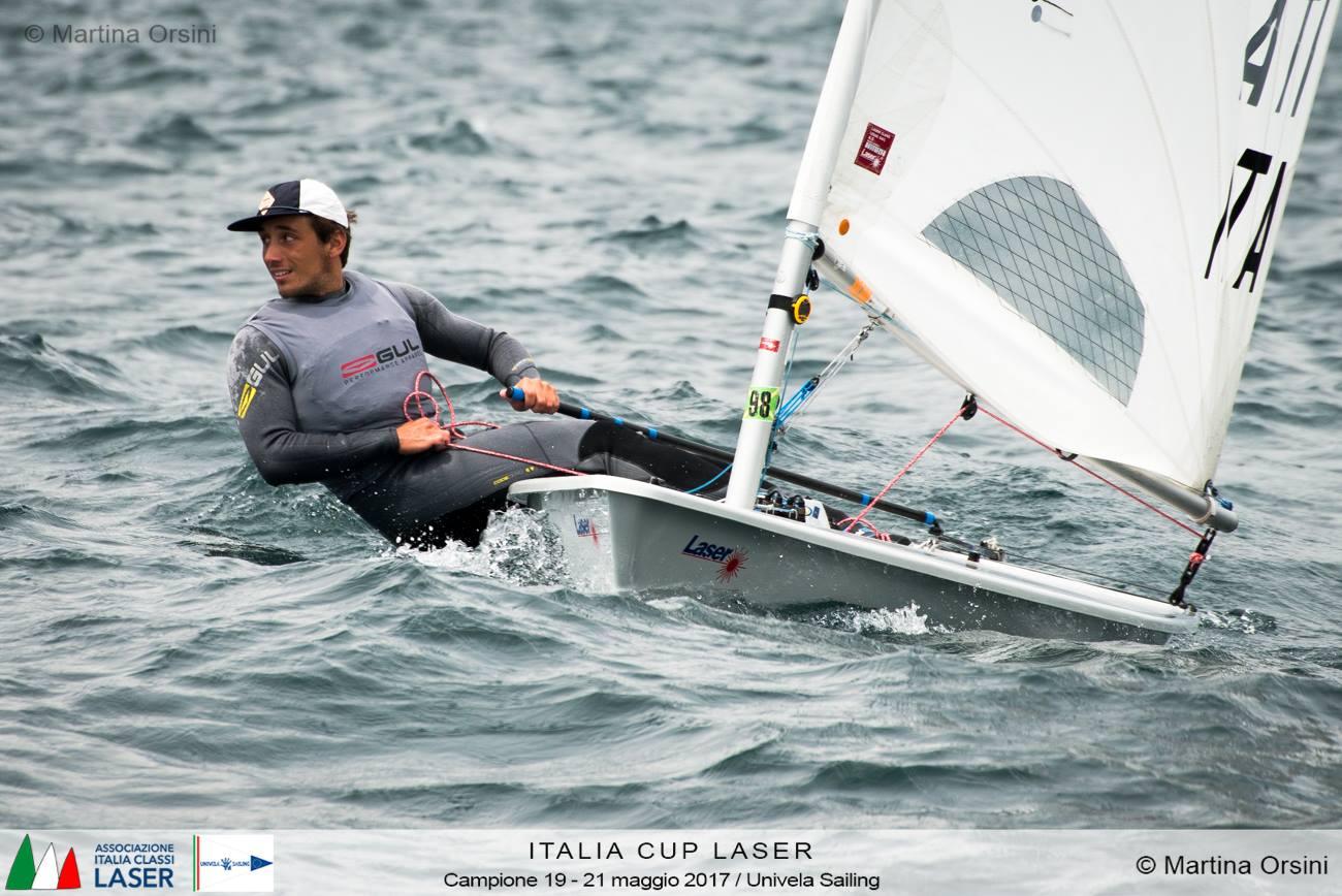 Laser Italia Cup Campione 2017 01