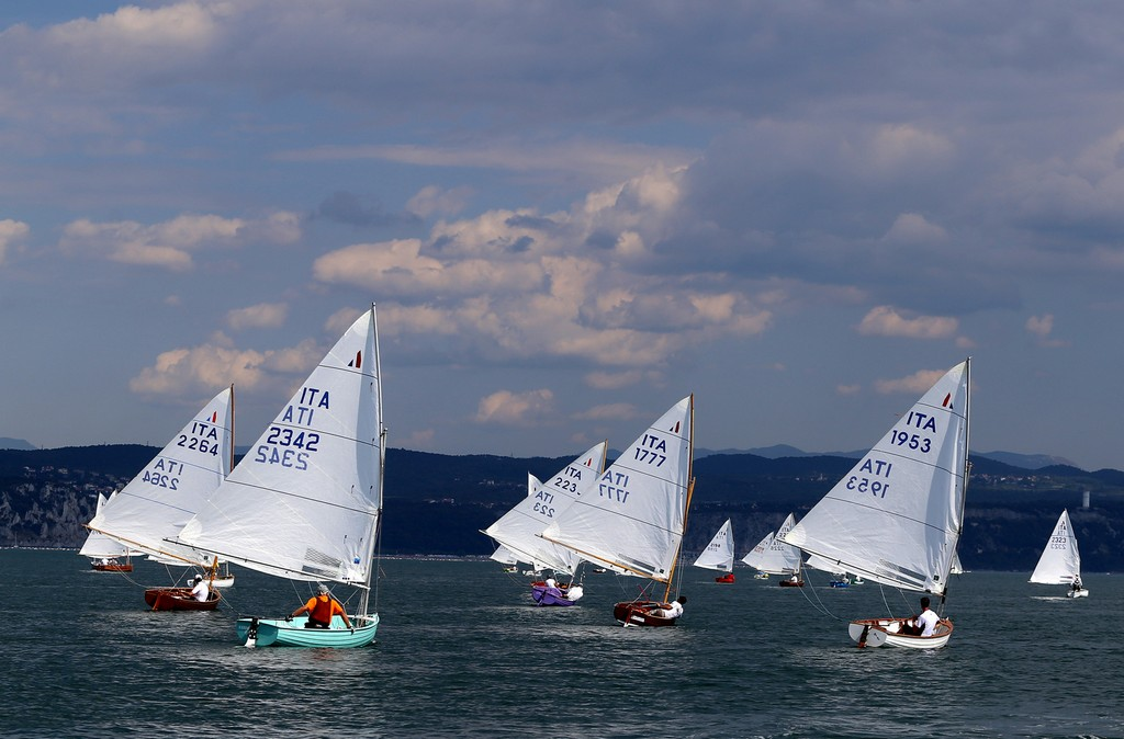 Italianno Dinghy 2016 day 2 01