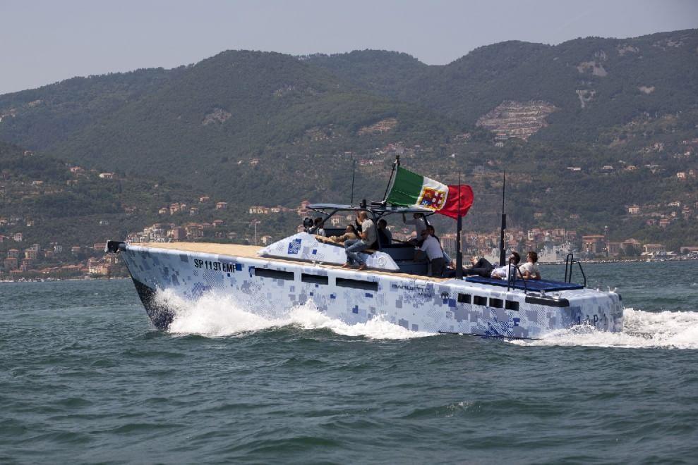 Lap-1 barca di Lapo Elkann 01
