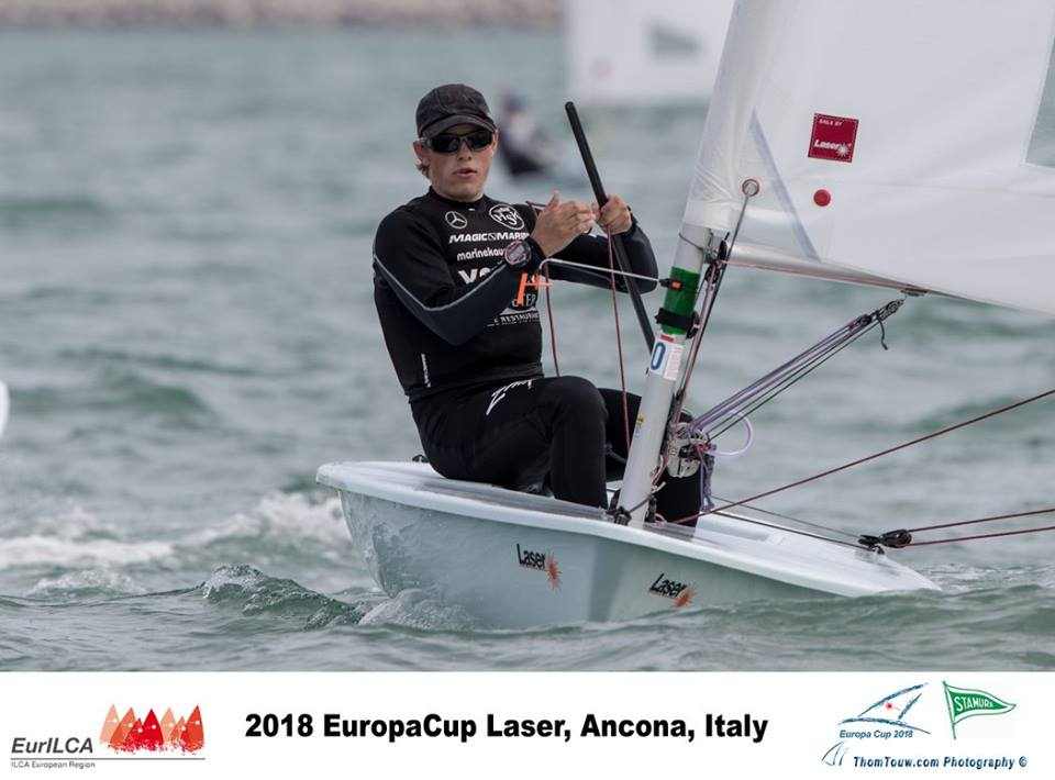 Laser Europa Cup Ancona 2018 day 4 02