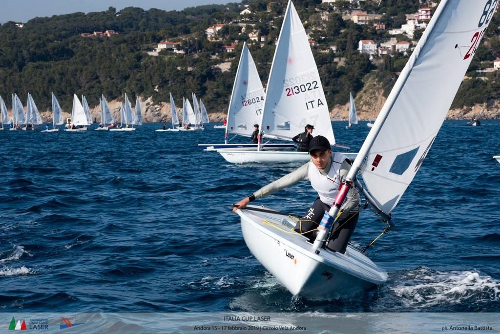 Laser Italia Cup Andora 2019 01
