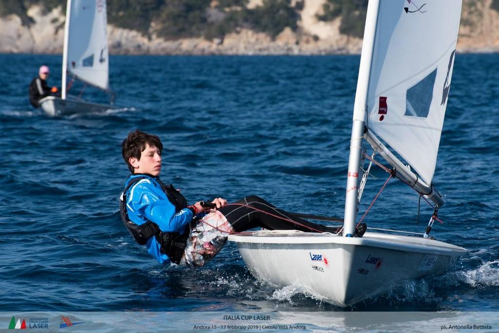 Laser Italia Cup Andora 2019 02